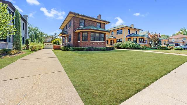 451 Greenfield Street, Oak Park, IL 60302 (MLS #11222900) :: Ryan Dallas Real Estate