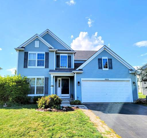 1664 Centennial Drive, Antioch, IL 60002 (MLS #11222922) :: Ryan Dallas Real Estate