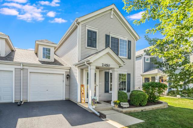 2450 Mayfield Drive #2450, Montgomery, IL 60538 (MLS #11222928) :: Touchstone Group