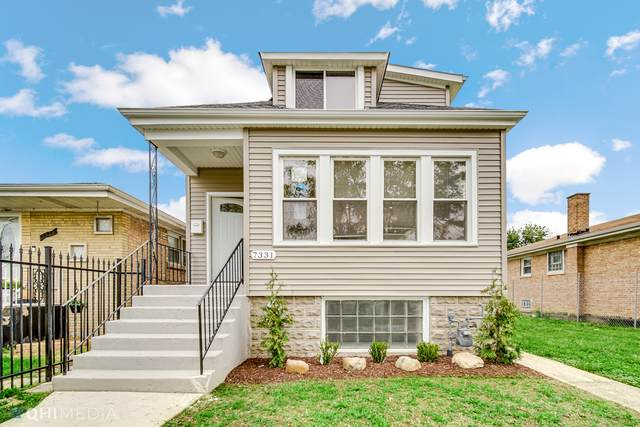 7331 S Wolcott Avenue, Chicago, IL 60636 (MLS #11222973) :: John Lyons Real Estate