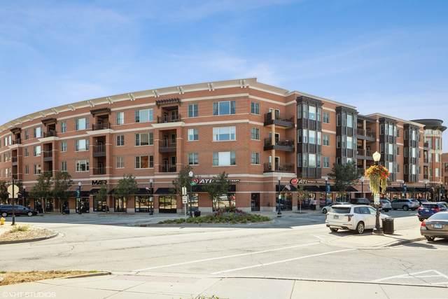 945 Burlington Avenue #311, Downers Grove, IL 60515 (MLS #11222995) :: Touchstone Group