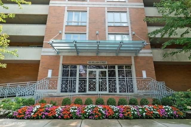435 William Street N #709, River Forest, IL 60305 (MLS #11223059) :: Ryan Dallas Real Estate