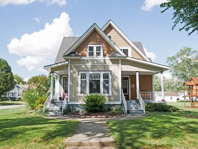 212 W Adams Avenue, VILLA GROVE, IL 61956 (MLS #11223072) :: Ryan Dallas Real Estate