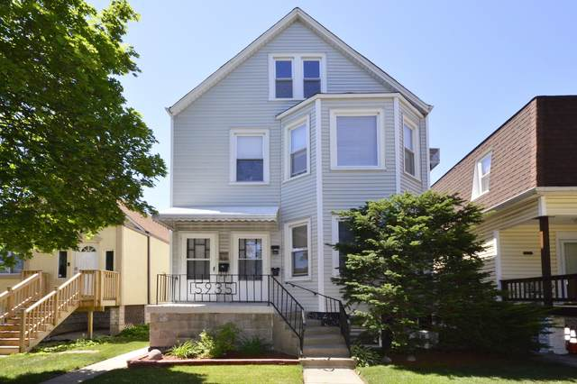 5935 W Giddings Street, Chicago, IL 60630 (MLS #11223088) :: Touchstone Group
