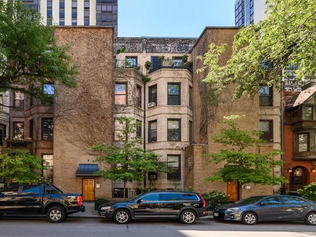 63 E Cedar Street 1AB, Chicago, IL 60611 (MLS #11223098) :: Touchstone Group