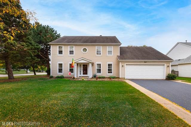 763 Cimarron Drive, Cary, IL 60013 (MLS #11223105) :: Littlefield Group