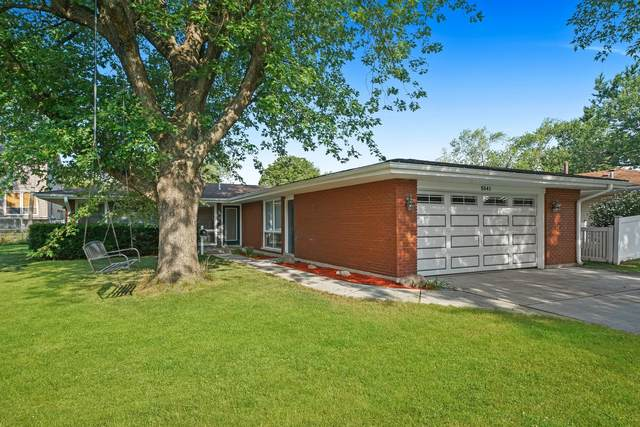 5541 Adeline Place, Oak Forest, IL 60452 (MLS #11223117) :: The Wexler Group at Keller Williams Preferred Realty