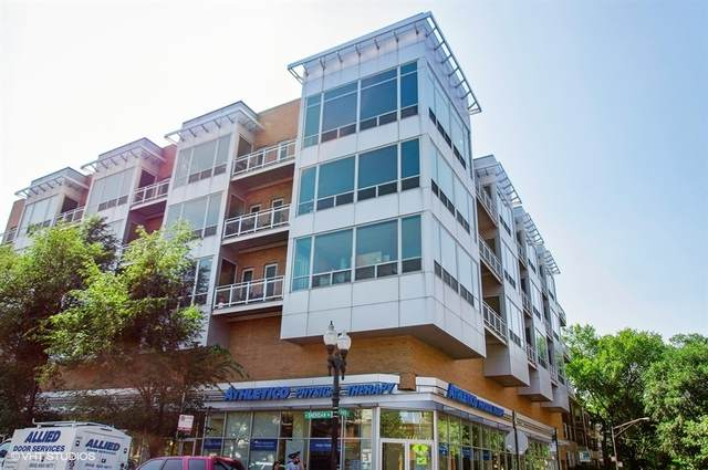 3920 N Sheridan Road #311, Chicago, IL 60657 (MLS #11223134) :: Touchstone Group