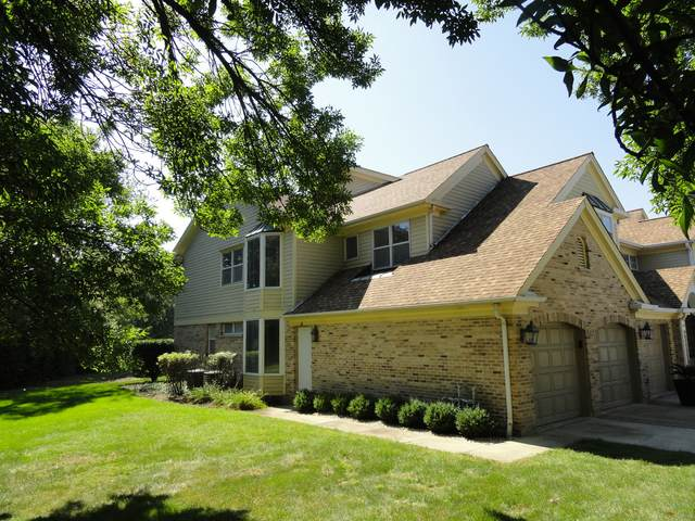 1839 W Ashbury Court #1839, Inverness, IL 60067 (MLS #11223155) :: Suburban Life Realty