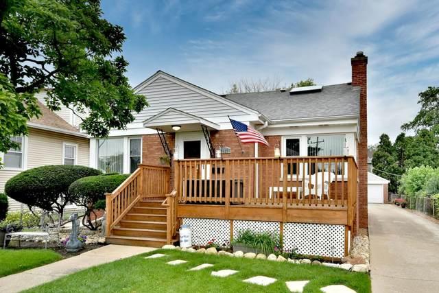 8423 Riverside Avenue, Brookfield, IL 60513 (MLS #11223171) :: Angela Walker Homes Real Estate Group