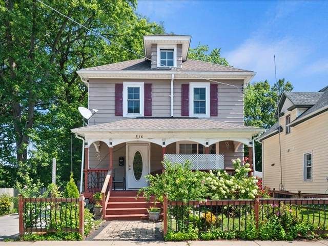316 S Union Street, Aurora, IL 60505 (MLS #11223190) :: Ryan Dallas Real Estate