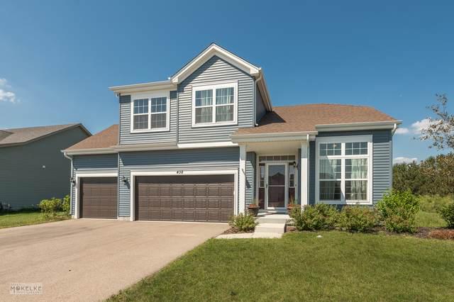 438 E Dekalb Drive, Maple Park, IL 60151 (MLS #11223196) :: Ryan Dallas Real Estate