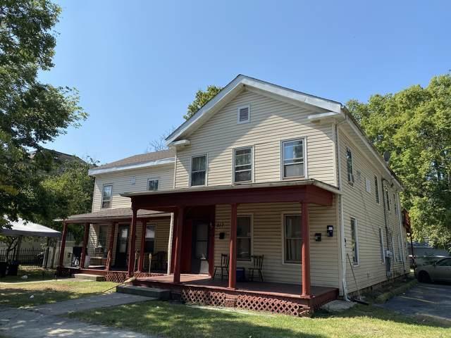 217 Sherman Street, Joliet, IL 60433 (MLS #11223198) :: Ryan Dallas Real Estate