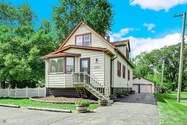 17220 Fisk Street, East Hazel Crest, IL 60429 (MLS #11223218) :: The Wexler Group at Keller Williams Preferred Realty