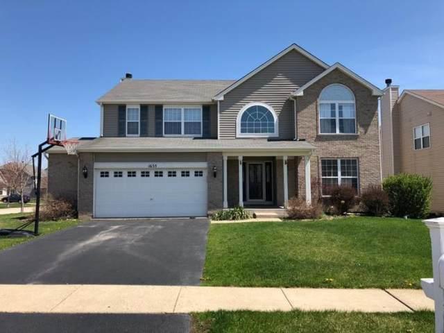 1655 Vista Lake Drive, Antioch, IL 60002 (MLS #11223225) :: Carolyn and Hillary Homes