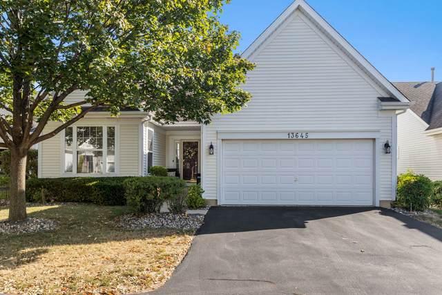 13645 S Redbud Drive, Plainfield, IL 60544 (MLS #11223241) :: Littlefield Group