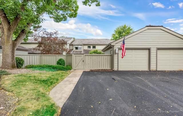452 N Valley View Road #412, Lake Barrington, IL 60010 (MLS #11223248) :: Ryan Dallas Real Estate