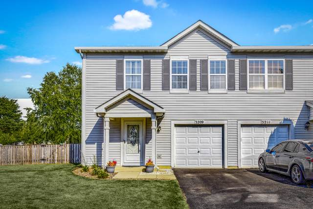 3209 Edward Street, Plano, IL 60545 (MLS #11223257) :: Rossi and Taylor Realty Group