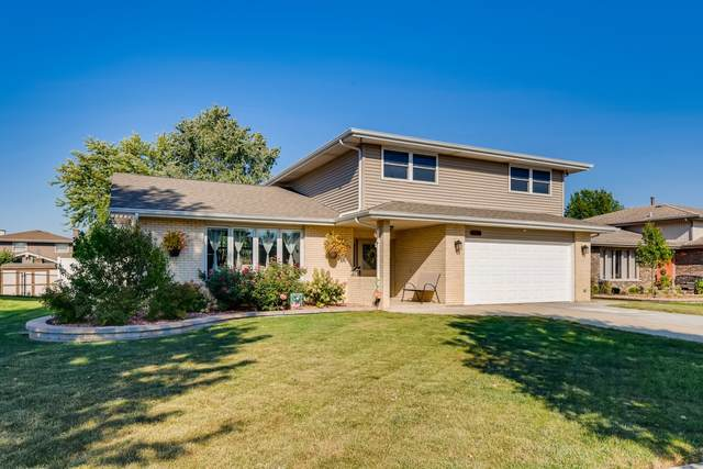 6240 157th Place, Oak Forest, IL 60452 (MLS #11223287) :: The Wexler Group at Keller Williams Preferred Realty