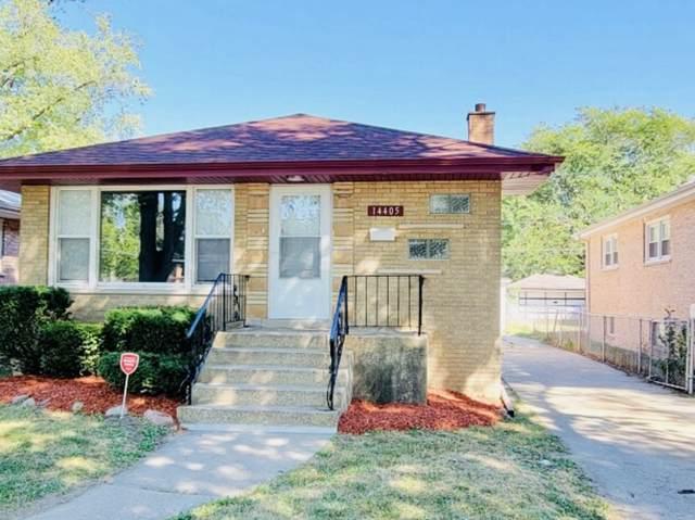 14405 Ellis Avenue, Dolton, IL 60419 (MLS #11223302) :: The Wexler Group at Keller Williams Preferred Realty