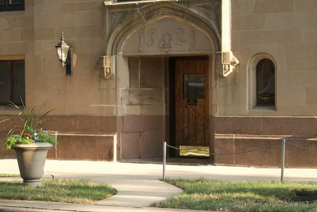 1321 E 56th Street #6, Chicago, IL 60637 (MLS #11223320) :: Ryan Dallas Real Estate