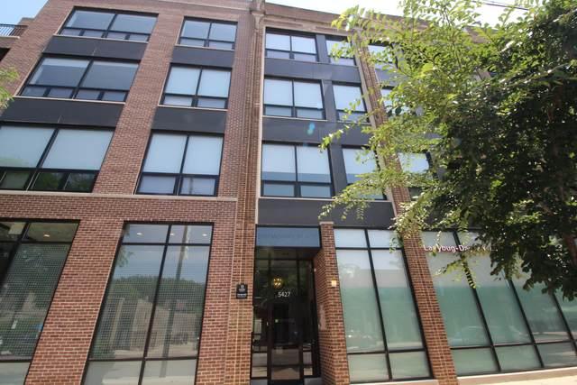5427 N Broadway Street 2B, Chicago, IL 60640 (MLS #11223323) :: Ryan Dallas Real Estate
