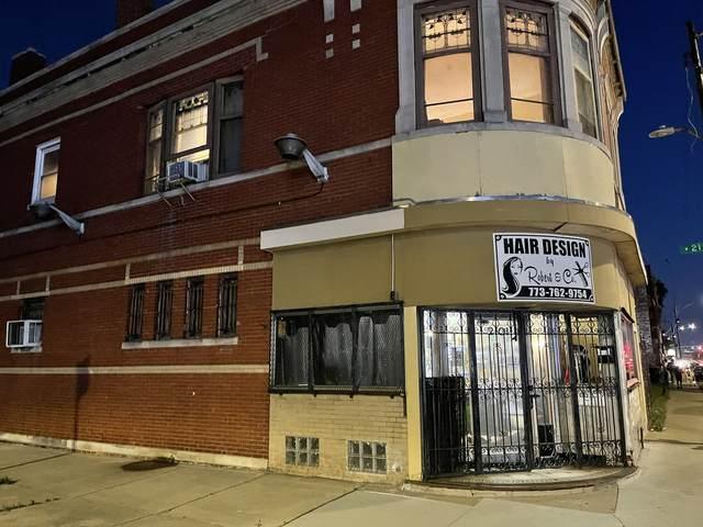 2101 S Pulaski Road, Chicago, IL 60623 (MLS #11223328) :: Schoon Family Group