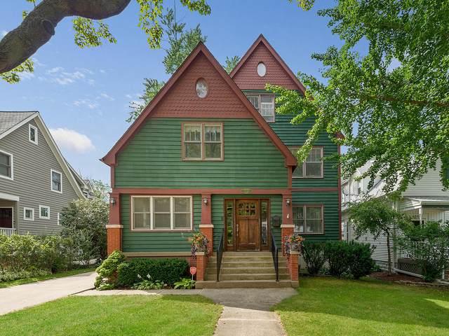 4560 Woodland Avenue, Western Springs, IL 60558 (MLS #11223334) :: Carolyn and Hillary Homes