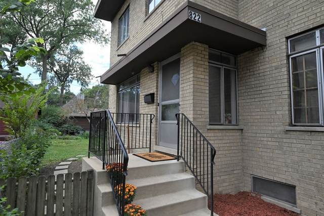 822 Dodge Avenue, Evanston, IL 60202 (MLS #11223372) :: Janet Jurich