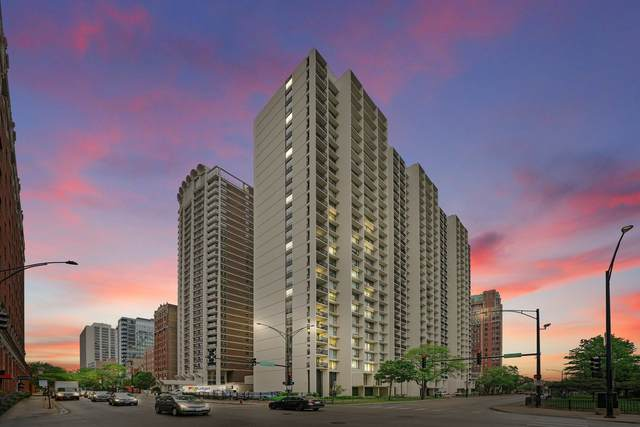 3200 N Lake Shore Drive #306, Chicago, IL 60657 (MLS #11223386) :: Touchstone Group