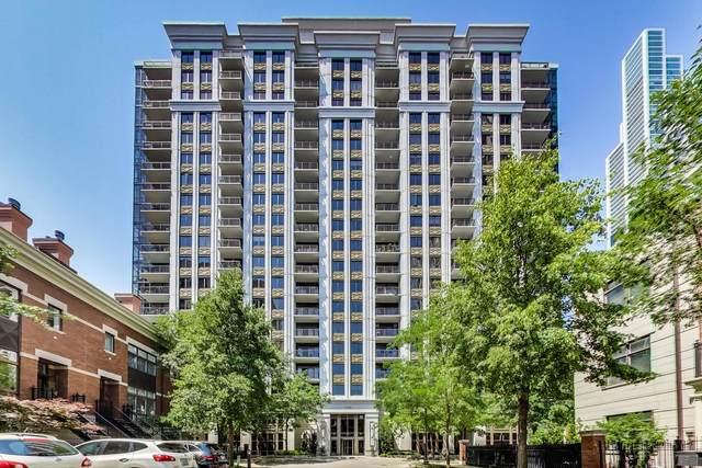 1322 S Prairie Avenue #1407, Chicago, IL 60605 (MLS #11223404) :: Touchstone Group