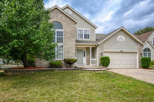 1850 Brookstone Court, Romeoville, IL 60446 (MLS #11223419) :: Angela Walker Homes Real Estate Group