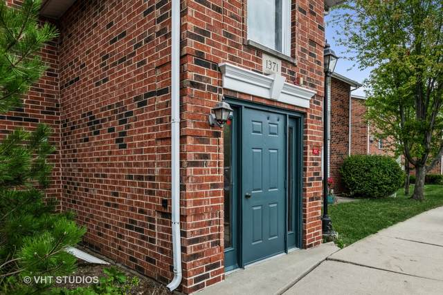 1371 Cunat Court 2D, Lake In The Hills, IL 60156 (MLS #11223427) :: Lewke Partners - Keller Williams Success Realty