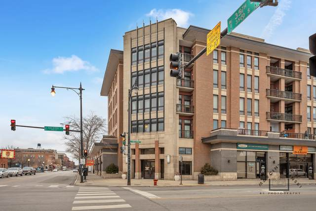 3450 S Halsted Street #301, Chicago, IL 60608 (MLS #11223459) :: The Spaniak Team