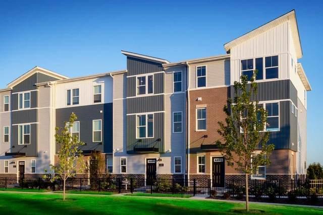 802 Finley Lot#44.02 Drive, Aurora, IL 60504 (MLS #11223462) :: Touchstone Group
