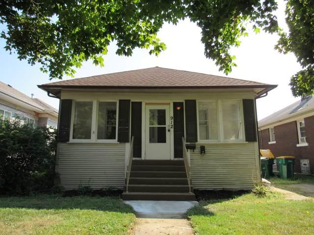 912 Kelly Avenue, Joliet, IL 60435 (MLS #11223466) :: Touchstone Group