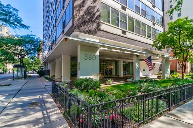 360 W Wellington Avenue 8E, Chicago, IL 60657 (MLS #11223471) :: Touchstone Group