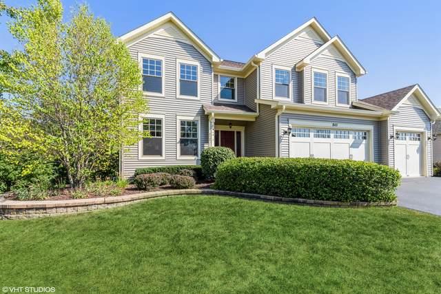 845 Woodland Drive, Antioch, IL 60002 (MLS #11223548) :: Lewke Partners - Keller Williams Success Realty
