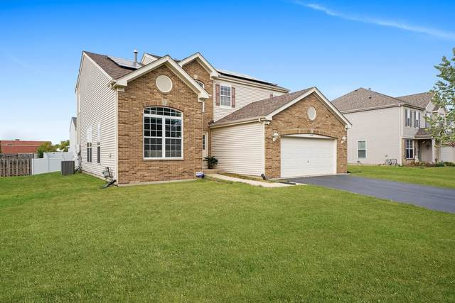 1488 Misty Lane, Bolingbrook, IL 60490 (MLS #11223562) :: The Wexler Group at Keller Williams Preferred Realty