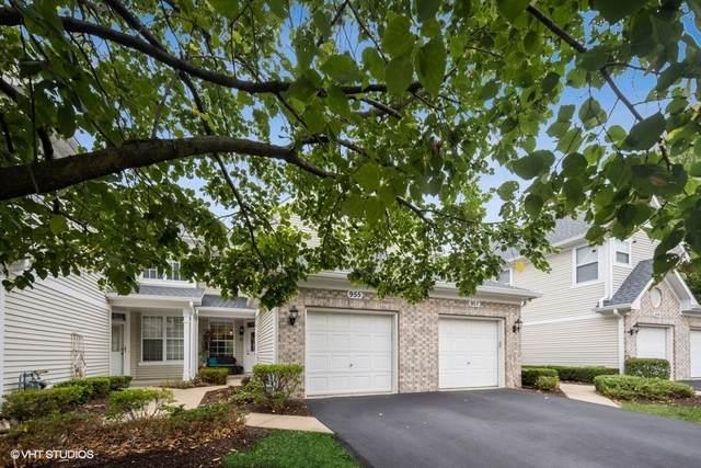 955 Sheridan Circle, Naperville, IL 60563 (MLS #11223564) :: John Lyons Real Estate