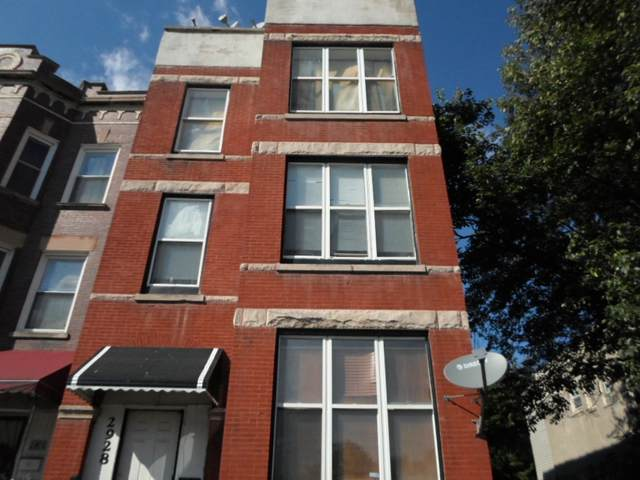 2928 W Fillmore Street, Chicago, IL 60612 (MLS #11223584) :: Schoon Family Group