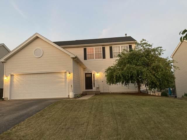 4791 Princeton Lane, Lake In The Hills, IL 60156 (MLS #11223602) :: John Lyons Real Estate