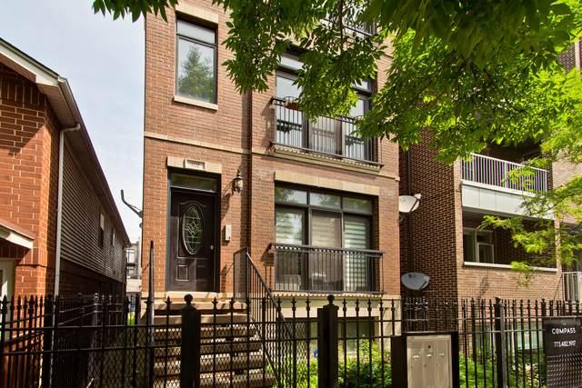 1538 W Walton Street #3, Chicago, IL 60642 (MLS #11223610) :: O'Neil Property Group