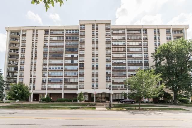 33 N Main Street 11K, Lombard, IL 60148 (MLS #11223941) :: Angela Walker Homes Real Estate Group