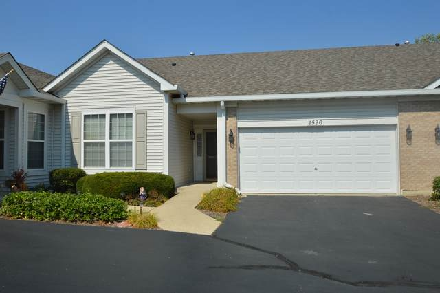 1596 W Ludington Circle, Romeoville, IL 60446 (MLS #11223946) :: The Wexler Group at Keller Williams Preferred Realty