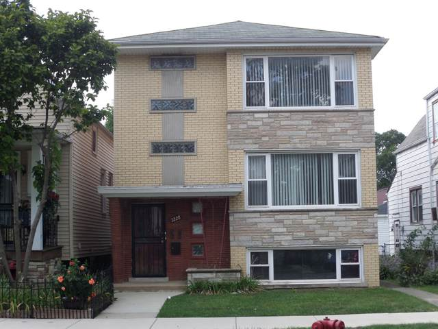 7228 S Campbell Avenue, Chicago, IL 60629 (MLS #11223960) :: The Spaniak Team