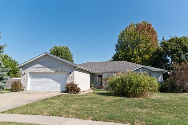 1554 Sprucewood Court, Morris, IL 60450 (MLS #11224014) :: Littlefield Group