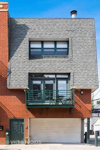 3308 N Greenview Avenue C, Chicago, IL 60657 (MLS #11224018) :: John Lyons Real Estate