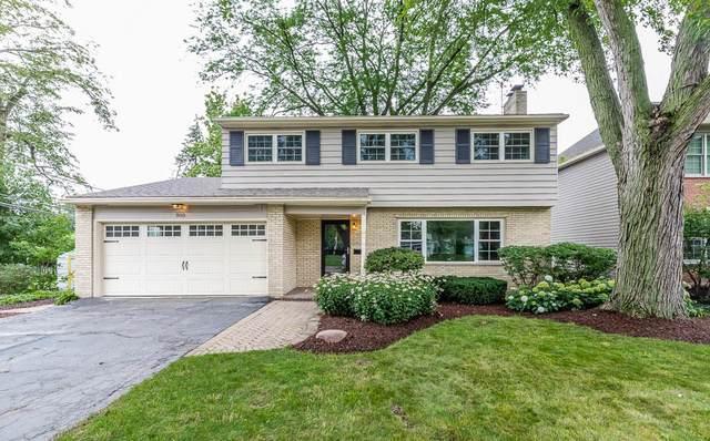 805 Lyford Lane, Wheaton, IL 60189 (MLS #11224096) :: Lewke Partners - Keller Williams Success Realty