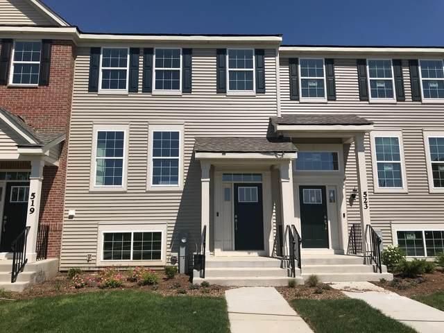528 Cimmaron Circle, Crystal Lake, IL 60012 (MLS #11224112) :: Lewke Partners - Keller Williams Success Realty